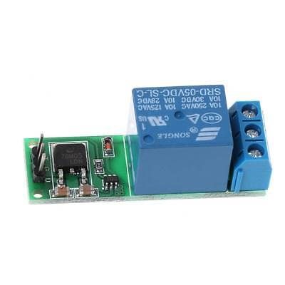 1PC 6-24V Flip-Flop Latch Bistable Relay Self-locking Low Pulse Trigger Module