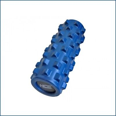 RUMBLE ROLLER 35cm PILATES, YOGA, FITNESS, EXERCISE ROLLER Grid Design EVA Foam