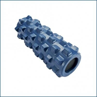 RUMBLE ROLLER 32cm GRID Pattern PILATES, YOGA, FITNESS, EXERCISE ROLLER EVA Foam