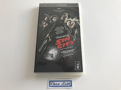 Sin City (Willis, Alba, Dawson, Owen, Rourke...) - UMD Video - Sony PSP - FR/EN
