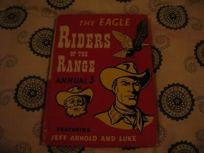 eagle rders of the rage annual  3