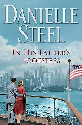 In His Father's Footsteps : A Novel  (ExLib) by Danielle Steel