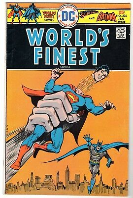 World's Finest #235 Featuring Superman & Batman, Fine Condition