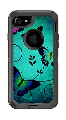 new arrivals 15bd9 3bf58 SKIN DECAL WRAP for Iphone 8 Otterbox Symmetry Case Abstract ...