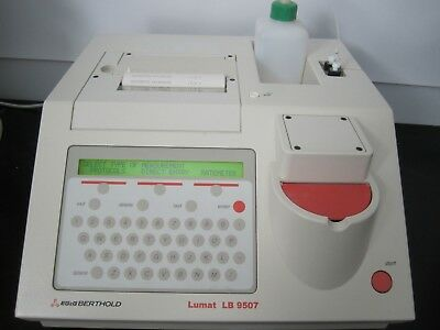 Lumat LB 9507 Ultra Sensitive Tube Luminometer