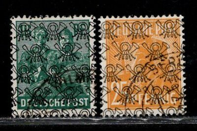 Item No. A5689 – Germany – Scott # 623, 626 – Used