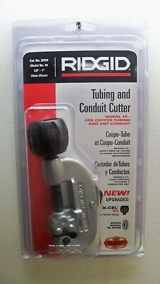 "New Ridgid 10 32910 1/8-1"" Copper & Emt Conduit Tubing Cutter Free Priority S&h"