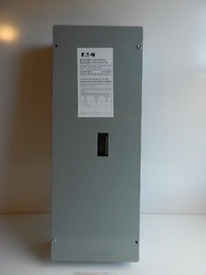 Eaton ECC225S 225 Amp Circuit Breaker Enclosure with Neutral and Ground Lugs