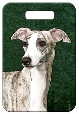 Set of 2 Whippet Luggage Tags