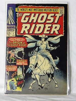 Marvel The Ghost Rider Series 1 - Issue 1 - Feb 1967 - Western