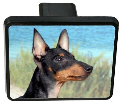 Manchester Terrier Trailer Hitch Cover