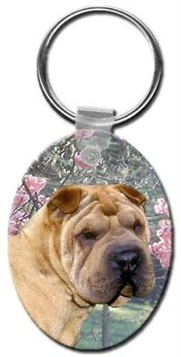 Chinese Shar-Pei Key Chain