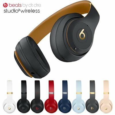 Beats by Dr Dre Studio 3 Wireless Over-Ear Noise Cancelling Headphones AUS  STOCK 644be0aa9abd