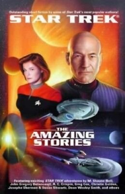 Star Trek: The Amazing Stories Paperback Book The Cheap Fast Free Post