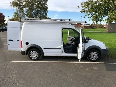 cfc11b8376 2010 FORD TRANSIT connect LWB High roof - £2