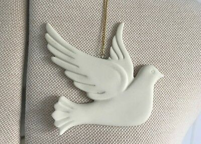 Dove Christmas Tree Ornament Touched By An Angel