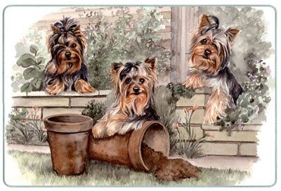 Yorkshire Terrier Cutting Board, Small