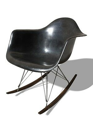 Rocking chair - Charles Eames - Vintage Herman Miller