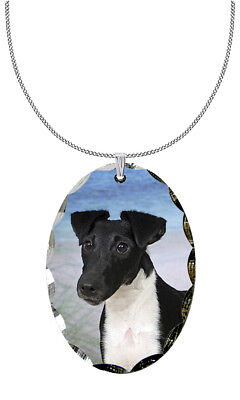 Smooth Fox Terrier Pendant / Necklace