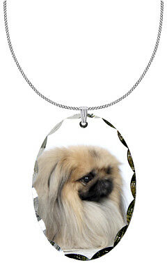 Pekingese Pendant / Necklace