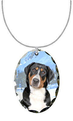 Greater Swiss Mountain Dog Pendant / Necklace