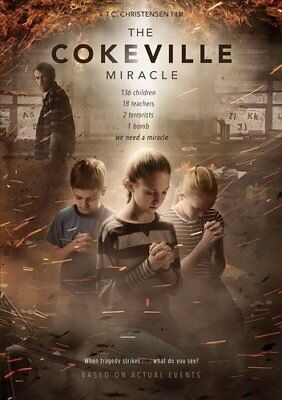 The Cokeville Miracle DVD New Christian Religious True Story Includes slipcover