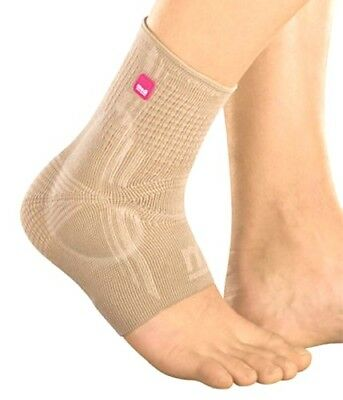 Medi Levamed Padded Ankle Support sand beige size 1 new in box