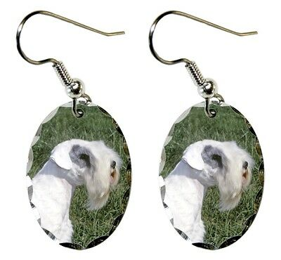 Sealyham Terrier Earrings