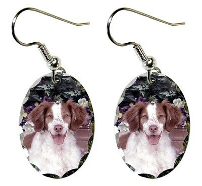 Brittany Spaniel Earrings