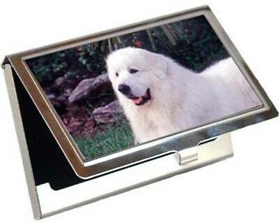 Great Pyrenees Business Card / Credit Card Case