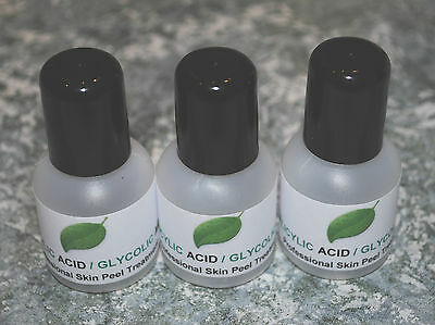 Salicylic Acid/Glycolic Acid Combination Skin Peel - Acne - 30ml Kit BUY 2 GET 3