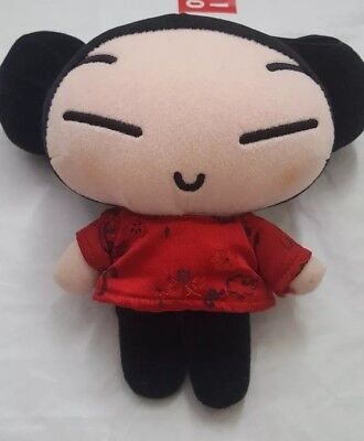 Pucca South Korean Vooz Anime Collectible Stuffed Plush Doll