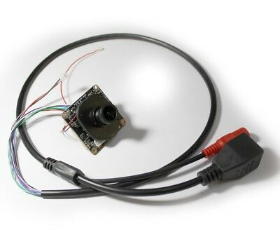 HD CCTV 1080P 2MP Network IP Camera Module mainboard Security H.265, 3.6mm lens