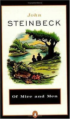 Of Mice and Men by John Steinbeck *NEW* (1993, Paperback, Reissue Edition)