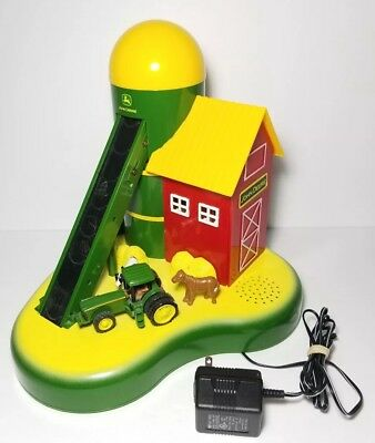 John Deere Action Coin Sorter Bank- Tested & Working