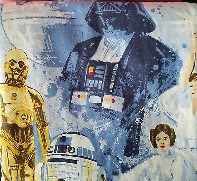 Pottery Barn Kids Twin  Star Wars A New Hope Duvet Comforter Cover
