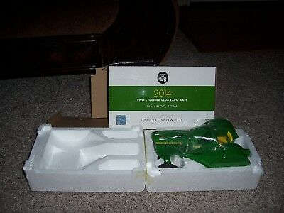 John Deere Farm Toy 3020 Grove and Orchard Tractor Extremely Rare Show Tractor
