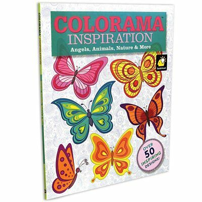 Adults Coloring Books for Stress Relief - Animal Patterns