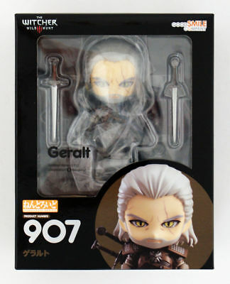 Nendoroid #907 Geralt The Witcher 3: Wild Hunt Good Smile Company IN STOCK USA