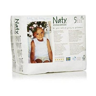 Nature Baby Nappies Size 5 22s