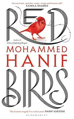 Red Birds by Mohammed Hanif (English) Paperback Book Free Shipping!