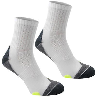 Karrimor Running Socks Trainer 2 Pairs Performance Mens Uk 7-11 Eu 41-46 R532-10 Herrenmode Socken