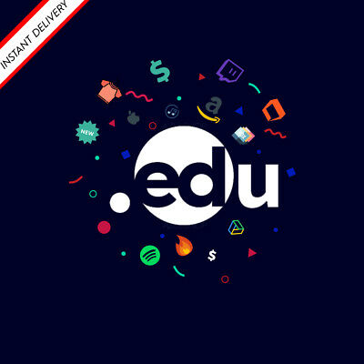 EDU EMAIL = AMAZON PRIME STUDENT 6 MONTHS FREE SHIPPING + Google Drive Unlimited