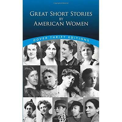 Great Short Stories by American Women (Dover Thrift) - Paperback NEW Ward, Canda