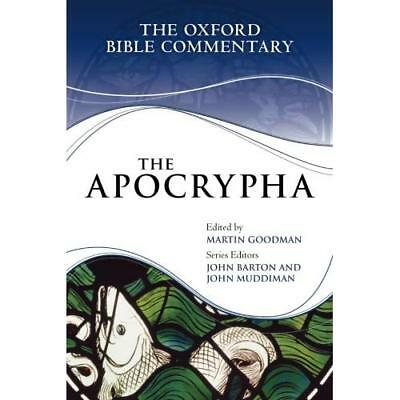The Apocrypha - Paperback NEW Martin Goodman 2012-12-12
