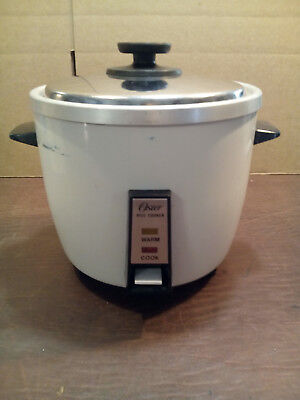 Oster Rice Cooker Model# 3810-08A