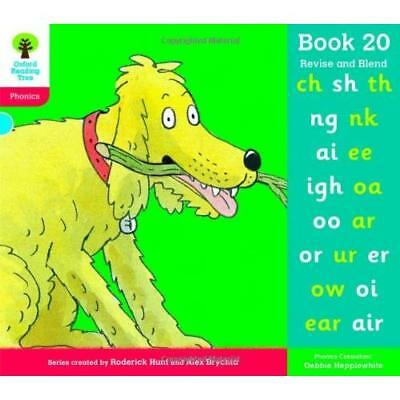 Oxford Reading Tree: Stage 4: Floppy's Phonics: Sounds  - Paperback NEW Debbie H