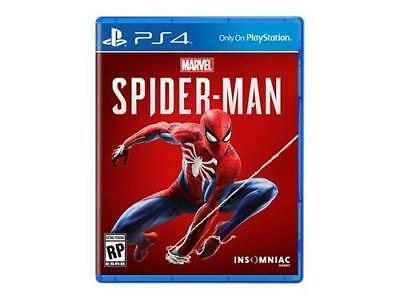 Videogioco Sony Marvel's spider-man Ps4