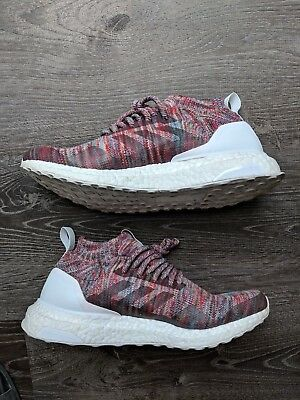 purchase cheap f38c4 eba1c ADIDAS X RONNIE Fieg Ultra Boost Mid Multi KITH Aspen Boosts BY2592 SZ 7!  Great!