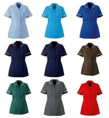 Alexandra HP298 NHS Nurse Healthcare Carer Zip Tunic Uniform  A4